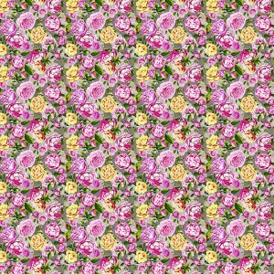 Фланель Престиж 150 см набивная арт 525 Тейково рис 21213 вид 1 Розалия