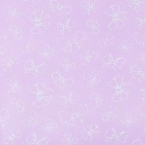 Ткань на отрез бязь плательная 150 см 1770/5 цвет розовый