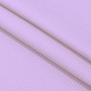 Вафельное полотно гладкокрашенное 150 см 165 гр/м2 цвет фиалка