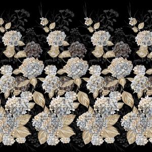 Бязь Премиум 220 см набивная Тейково рис 6844 вид 2 Люция