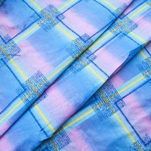 Скатерная ткань на отрез с пропиткой 150 см цвет сиреневый