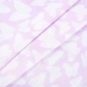 Бязь плательная 150 см 1792/5 цвет розовый