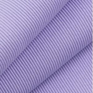 Ткань на отрез кашкорсе 3-х нитка с лайкрой цвет светло-лиловый
