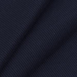 Ткань на отрез кашкорсе 3-х нитка с лайкрой цвет темно-синий