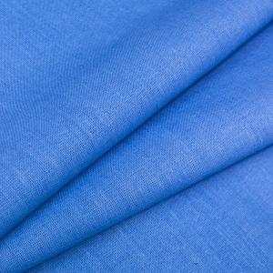 Ткань на отрез бязь Голубая гладкокрашеная 120 гр/м2 150 см