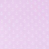 Ткань на отрез бязь плательная 150 см 1788/2 цвет розовый