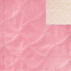 Ультрастеп 220 +/- 10 см цвет розовый-бежевый на отрез