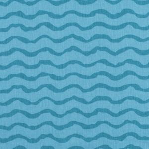 Ткань на отрез поплин 150 см 3056-1 Крабики (компаньон)