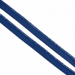 Резинка TBY бельевая 10 мм RB03330 цвет F330 синий 1 метр