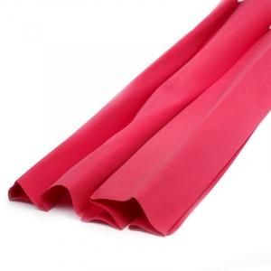 Фоамиран в листах 012/1 цв.красный (135) 1 мм 60х70 см