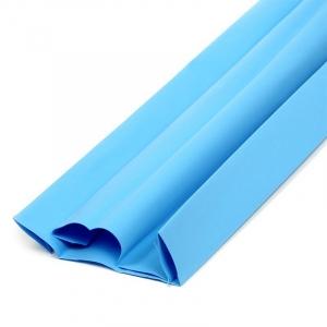 Фоамиран в листах 018/1 цв.синий (167) 1 мм 60х70 см