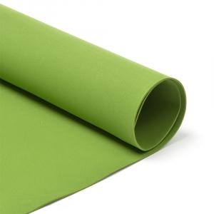 Фоамиран в листах 179/2 цв.т.зеленый 2 мм 60х70 см