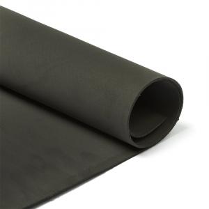 Фоамиран в листах 195/2 цв.черный 2 мм 60х70 см