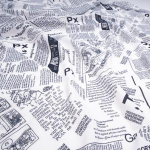 Ткань на отрез штапель Журнал