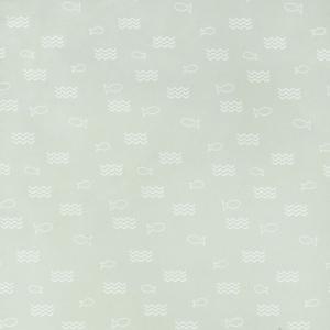 Поплин детский 220 см 28320/1 Морской бой компаньон