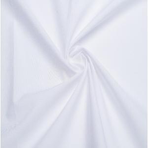 Перкаль гладкокрашеный 150 см цвет белый