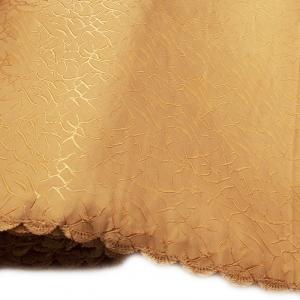 Портьерная ткань 150 см Мрамор цвет персиковый