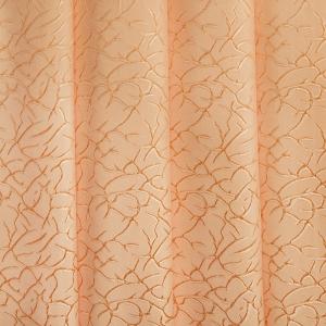 Портьерная ткань 150 см Мрамор цвет розовый