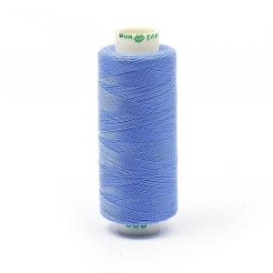 Нитки бытовые Dor Tak 40/2 366м 100% п/э, цв.383 голубой