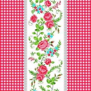 Дорожка 50 см набивная арт 61 Тейково рис 35021 вид 1 Розалия