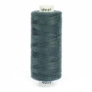 Нитки бытовые Ideal 40/2 100% п/э 510 серый