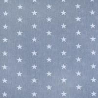Ткань на отрез бязь плательная 150 см 1700/17 цвет серый