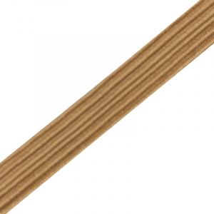 Тесьма №3 бежевый 10 мм  уп 10м