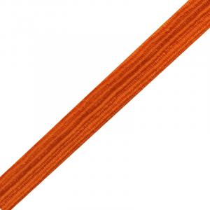 Тесьма №5 терракот 10 мм уп 10м
