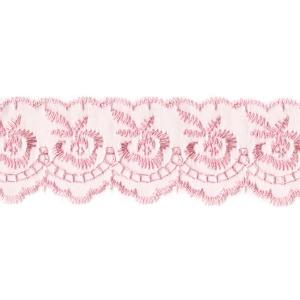 Шитье капрон 40 мм 968 цвет 004 розовый