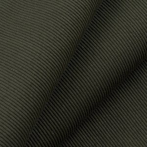 Ткань на отрез кашкорсе 3-х нитка с лайкрой цвет хаки