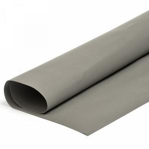 Набор листового фоамирана 026/1 (198) цв.темно-серый 1 мм уп.50 листов 30х35 см