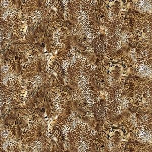 Бязь Комфорт 150 см набивная арт 210 Тейково рис 13142 вид 1 Бенгал