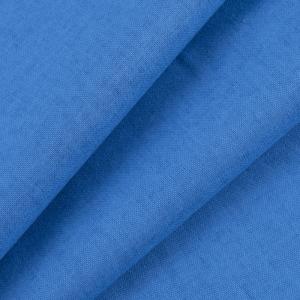 Ткань на отрез бязь ГОСТ Шуя 150 см 12460 цвет ярко-голубой 2