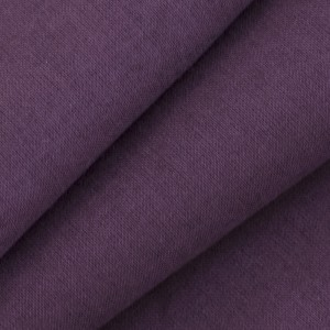 Ткань на отрез бязь М/л Шуя 150 см 18550 цвет сливовое вино