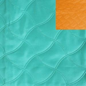 Ультрастеп 220 +/- 10 см цвет изумрудный-персиковый