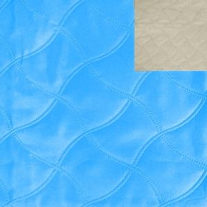 Ультрастеп 220 +/- 10 см цвет голубой-бежевый