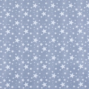 Ткань на отрез поплин 150 см 433/17 Звездочка