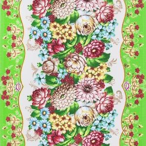 Ткань на отрез вафельное полотно 50 см 170 гр/м2 5375/1