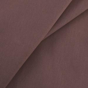 Бязь гладкокрашеная 120 гр/м2 220 см цвет шоколад