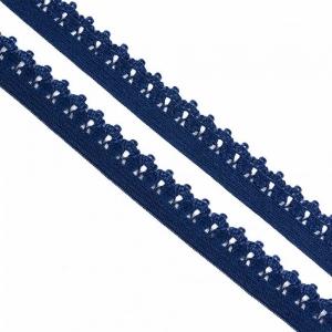 Резинка TBY бельевая 12 мм RB01330 цвет F330 синий уп 100 м