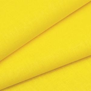 Ткань на отрез бязь ГОСТ Шуя 150 см 11430 цвет лимонный 3