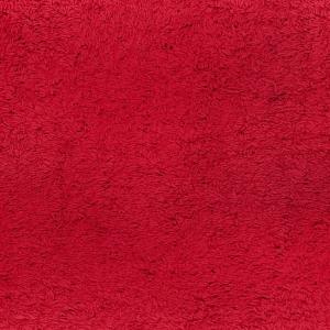 Простынь махровая цвет Бордовый 155/200