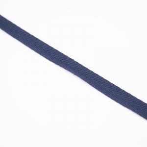 Лента киперная 10 мм хлопок 2,5г/см цвет S058 т.синий