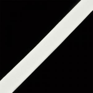 Резинка 20 мм 25 м Ф-20 тканая цвет белый