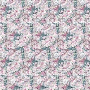 Ткань на отрез перкаль 220 см 6736/1 Магия