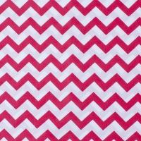 Ткань на отрез бязь плательная 150 см 1692 цвет красный