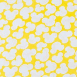 Ткань на отрез бязь плательная 150 см 1717/8 цвет желтый
