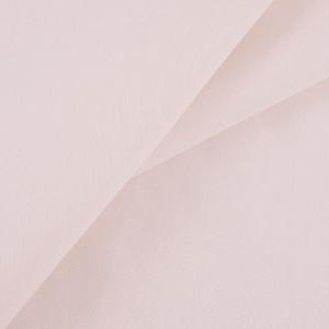 Бязь гладкокрашеная 120гр/м2 220 см на отрез цвет пудра