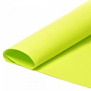Набор листового фоамирана 030/1 (119) цв.желто-зеленый 1 мм уп.50 листов 30х35 см