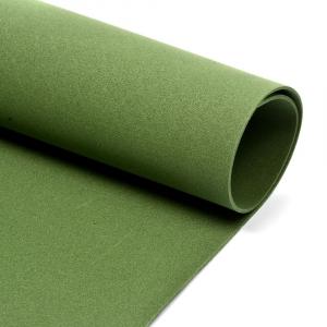 Набор листового фоамирана 032/1 (182) цв.морской зеленый 1 мм уп.50 листов 30х35 см